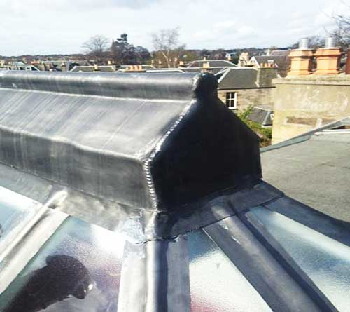 roof replacement edinburgh timber framing replacement