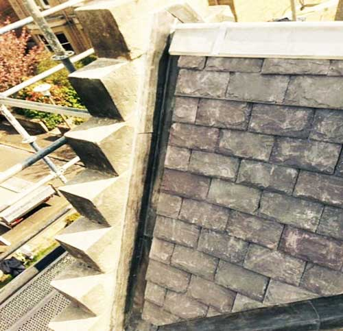 roofing replacement edinburgh welsh slate tiles