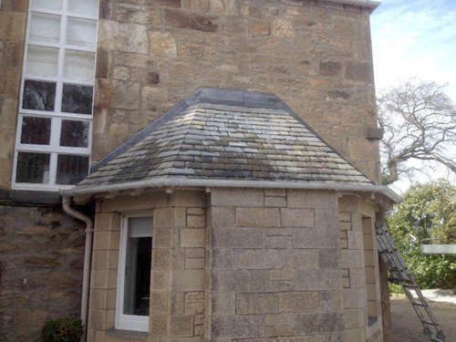 Roofing Repairs Edinburgh Broomieknowe 6