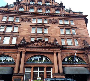 commercial roofing repairs maintenance caledonian hotel