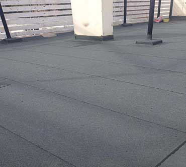 asphalt roof repairs edinburgh high standard workmanship finish