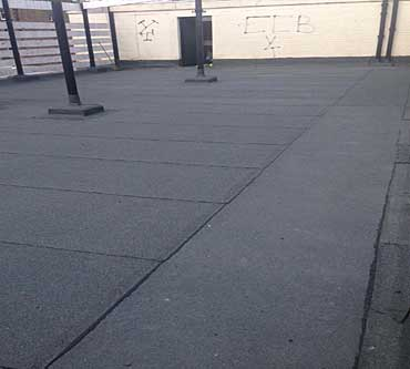 asphalt roof repairs edinburgh satisfaction guaranteed