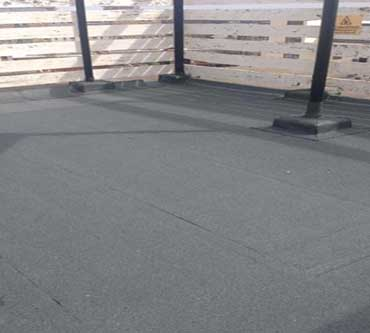 asphalt roof repairs edinburgh claremont terrace satisfied customer