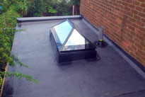 flatroofing services Cupola