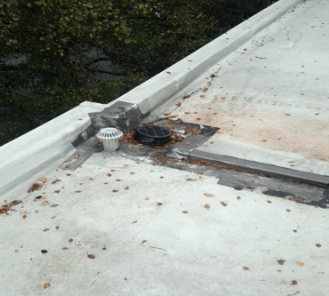 Flat Roof Repairs Edinburgh Essex Road 1