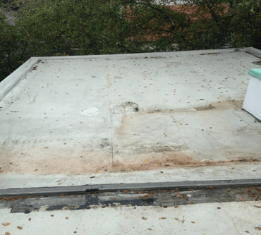 Flat Roof Repairs Edinburgh Essex Road 2