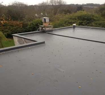 Flat Roof Repairs Edinburgh Essex Road 6