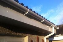 fascias and soffits dry verge