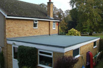flat roofing services felt roof