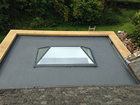 GRP Waterproofing System