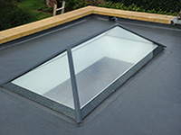 GRP Water-proofing system