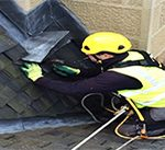 rope access roofers edinburgh