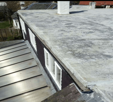 3-stripping-down-of-flat-roof