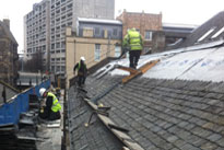 Traditional Roofing Contractor Edinburgh
