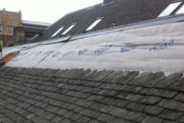 Traditional Roof Construction